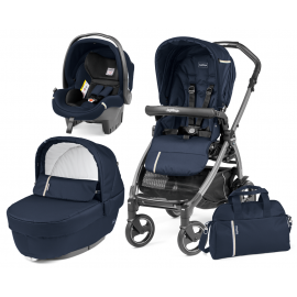 Коляска 3 в 1 Peg Perego Book Modular Set Elite Sportivo