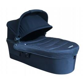 Люлька Coast Carry cot Folding -Black- w/ Adaptors