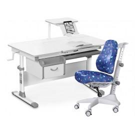 Комплект парта Mealux EVO-40 + кресло Mealux Match Y-528