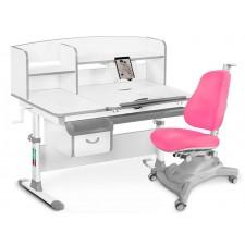 Комплект парта Mealux EVO-50 + кресло Mealux Onyx