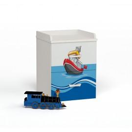 Тумбочка прикроватная Advesta Ocean (Адвеста Океан)