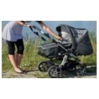 Детские коляски для двойни, погодок