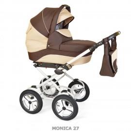 "Детская коляска 2 в 1 Alis MONICA 16 Classic 12"""