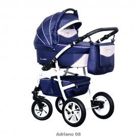 Детская коляска 2 в 1 Caretto Adriano