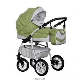 Детская коляска 3 в 1 Caretto Cameron
