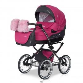 Детская коляска 3 в 1 Caretto Michelle