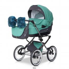 Детская коляска 2 в 1 Caretto Michelle