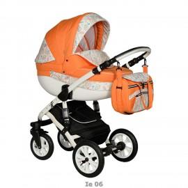 Детская коляска 2 в 1 Indigo Isabel Etno