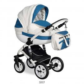 Детская коляска 2 в 1 Indigo Isabel S