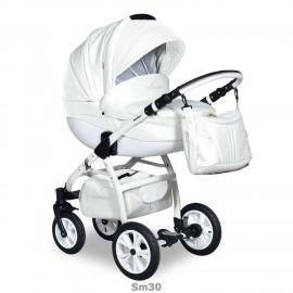 Детская коляска 2 в 1 Indigo Madonna 17 S