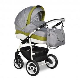 Детская коляска 2 в 1 Indigo Camila Len