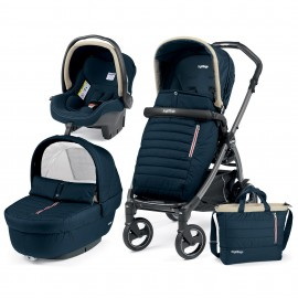 Коляска 3 в 1 Peg Perego Book Modular Set Elite