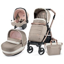 Коляска 3 в 1 Peg Perego Book Elite Modular Mon Amour/Polo