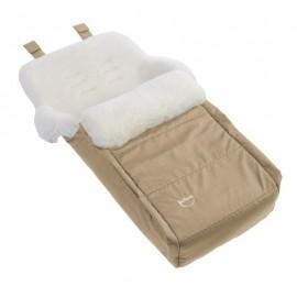 Зимний мешок из овчины Teutonia (натуральный мех)