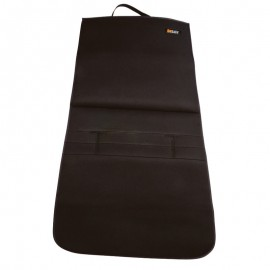 Чехол BeSafe Kick-proof cover защитный на сидение padded black 505164