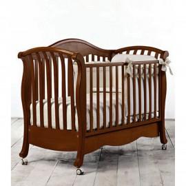 Детская кроватка Bambolina Divina 125х65
