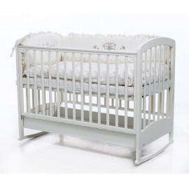 Детская кроватка Fiorellino Zolly 120х60