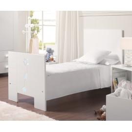 Детская кроватка Micuna Juliette Luxe Relax Big 140х70 со Sw