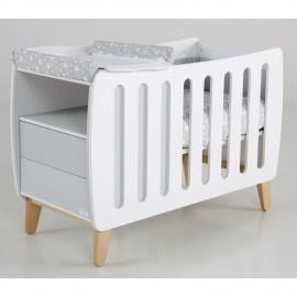 Детская кроватка Micuna Harmony Evolutive Relax 120х60