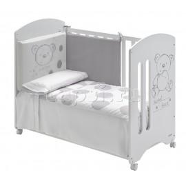 Кроватка Micuna Sweet Bear Basic 120х60 + матрас Micuna