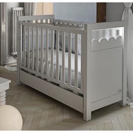 Детская кроватка Micuna Amelia Aran Luxe Big с LED-подсветко