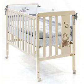 Детская кроватка Micuna Promotortuguitas  120х60 + матрас Mi