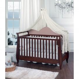 Детская кроватка Micuna Anastasia Luxe со Swarovski 140х70