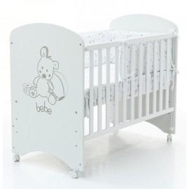 Детская кроватка Micuna Babies 120x60 + матрас Micuna