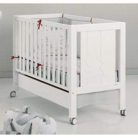 Детская кроватка Micuna Neus Relax Big 140х70