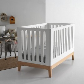 Детская кроватка-трансформер Micuna Nubol Big 140х70