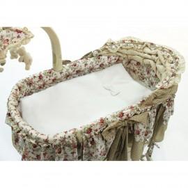 Набор Fiorellino Premium Baby White для электронной колыбели