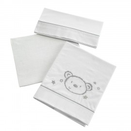 Постельное бельё Micuna Sweet Bear TX-821 (3 предмета)120х60