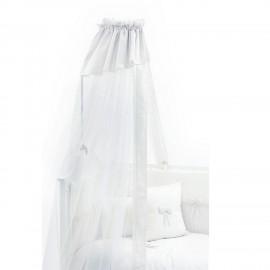 Балдахин Fiorellino Premium Baby White(Белый)