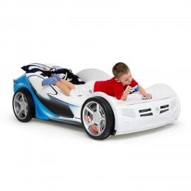 Детская кровать-машина Advesta La-Man New