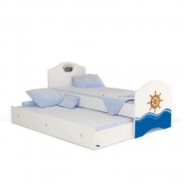 Кровать классика Advesta Ocean (Адвеста Океан)