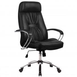 Офисное кресло Metta LK-7 (Цвет обивки:Черный)