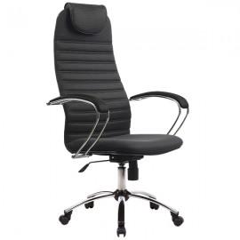 Офисное кресло Metta BK-10 (Цвет обивки:Тёмно - серый)