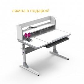 Парта-трансформер для школьника Nerine grey Cubby