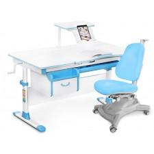 Комплект парта Mealux EVO-40 + кресло Mealux Onyx