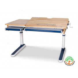 Детский стол Mealux Oxford Wood Lite