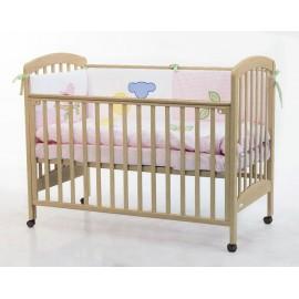 Детская кроватка Fiorellino Dalmatina 120х60