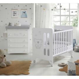 Кровать Micuna Koala 120*60