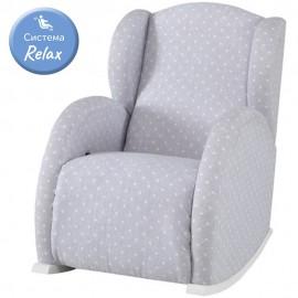 Кресло-качалка Micuna Wing/Flor Relax