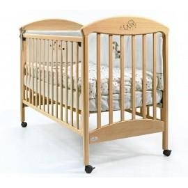 Детская кроватка Fiorellino Pu 120х60
