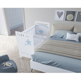 Дополнительная опция для крепления к родительской кровати Micuna Be2In CP-1786 для кроваток Istar, Basic, Nova