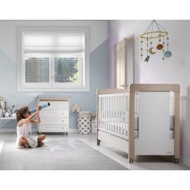 Кроватка 120x60 Micuna Magic Mum Relax с LED-подсветкой