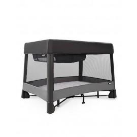 Манеж-кроватка 4Moms Breeze Plus(Чёрный)