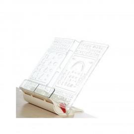 Подставка-трафарет для книг к партам Дэми ПДК-1
