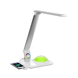 Лампа настольная светодиодная Mealux DL-03 Silver