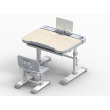 Комплект парта и стул трансформеры Fundesk Belliss